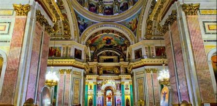 Светлана Лурье Исакиевский собор